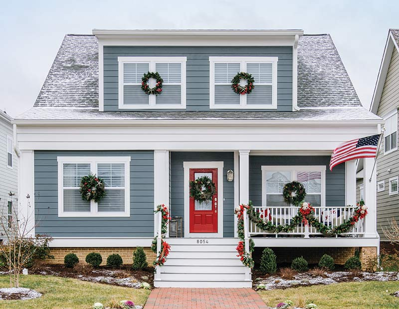 Chesapeake Bay Christmas Cottage
