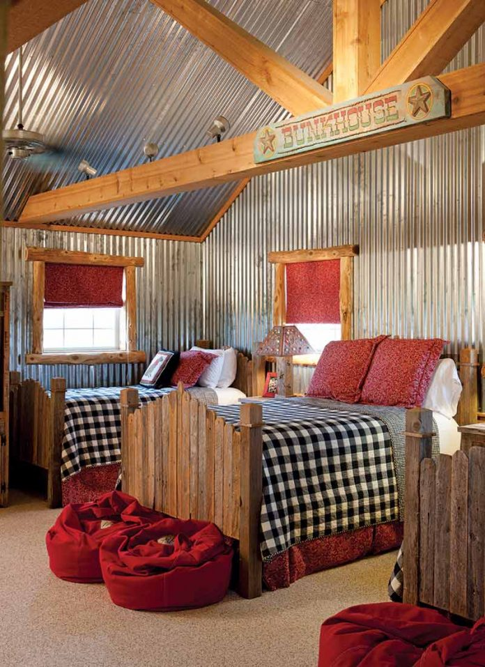 country style bunks