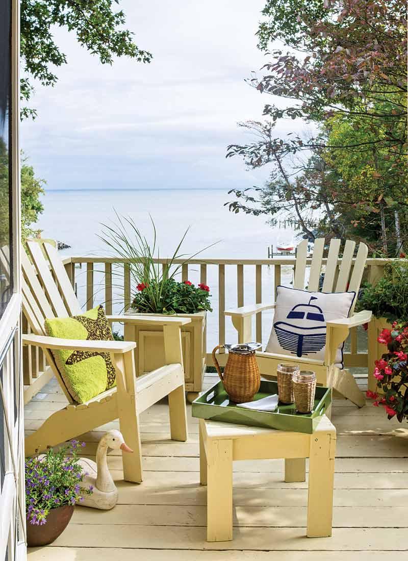 river cottage porch