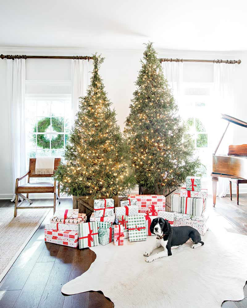 Lavin Label Blog - Christmas trees
