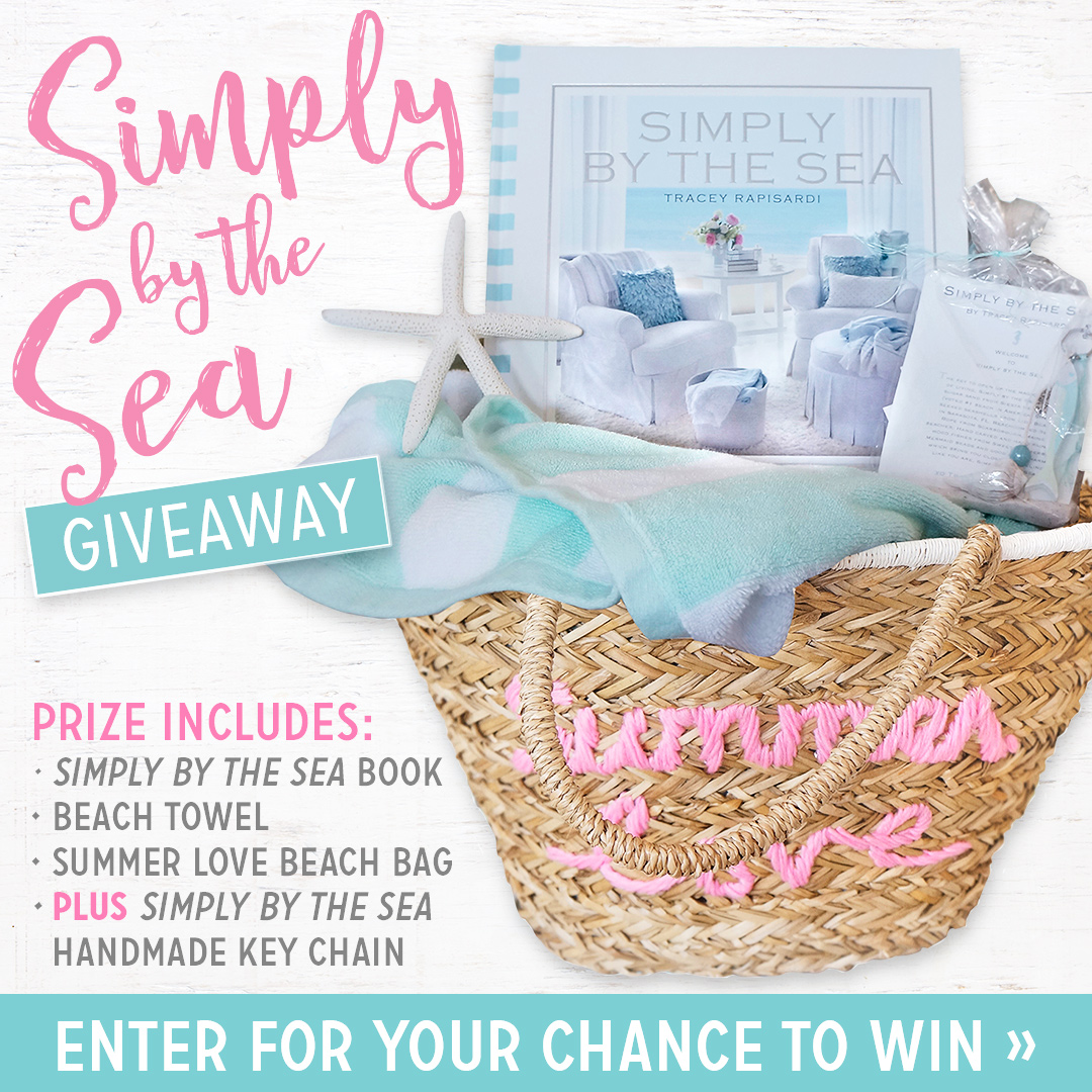 Simply by the Sea Giveaway