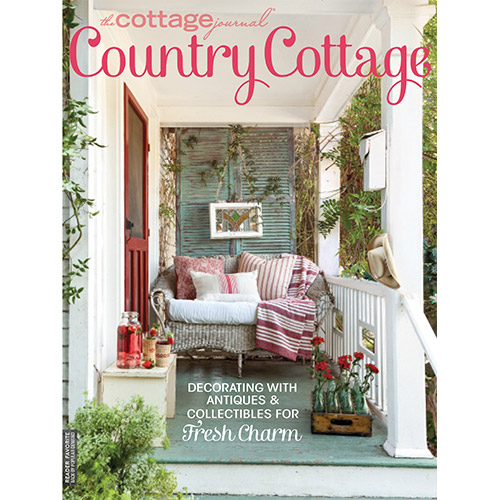 Country Cottage 2020 Reprint From 2018 Cottage Journal